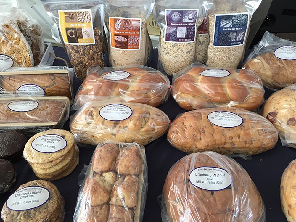 Great Harvest Bread Food Truck
